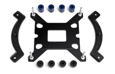 NM-i17xx-MP83 chromax. Set de montaj negru