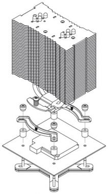 Set de montare NM-I3