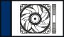 NF-A12x15 ventilator premium subțire de 120 mm