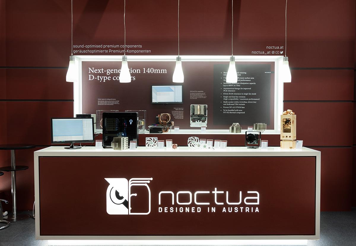 Noctua At Computex 2019