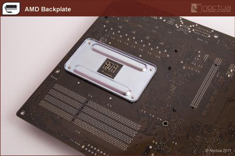 AMD backplate