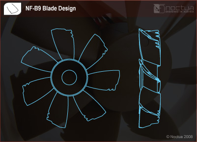 NF-B9 Blade Design